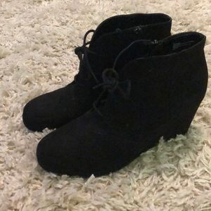 Black Ankle Boots!!